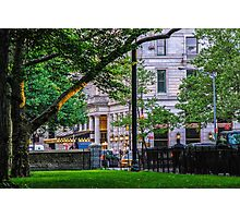 A View From Central Park Photographic Print