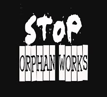 ORPHAN WORKS BILL III Unisex T-Shirt