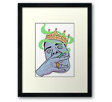 Notorious B.I.G. Framed Print