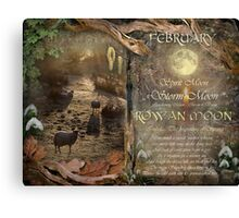 February : Imbolc Canvas Print