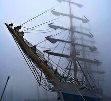 MIR (Vessels visit Portugal serie) by Carlos Teófilo
