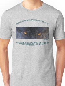 THE RIGHT TO LIVE Unisex T-Shirt