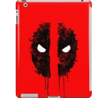 mask of hero iPad Case/Skin