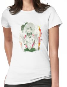 Tokyo Ghoul - Suzuya (Ed Card) Womens Fitted T-Shirt