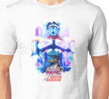 JoJo's Bizarre Adventure - Jotaro Kujo English Logo Unisex T-Shirt
