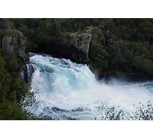 Huka Falls Photographic Print