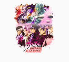 JoJo's Bizarre Adventure - Stardust Crusaders English Logo Unisex T-Shirt