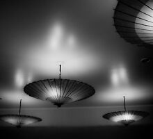 flying saucers by Cadu Lemos