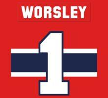 Gump Worsley #1 - red jersey by ianscott76