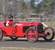 1922 Wikner Ford by Jim Wright
