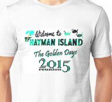 Hayman T-shirt for reunion 2 Unisex T-Shirt