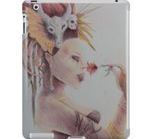 Voodoo Woman iPad Case/Skin