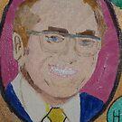 Hon John Howard by Sunil