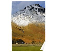 Wasdale Lake District Poster