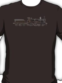 train brown T-Shirt