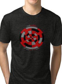 "Redbubble ""bringing art to the world' design 1 Tri-blend T-Shirt"