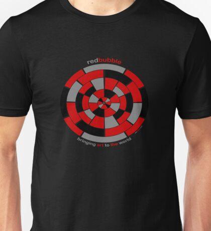 "Redbubble ""bringing art to the world' design 1 Unisex T-Shirt"
