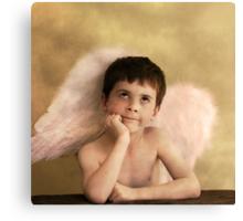 Raphael's Angel Canvas Print