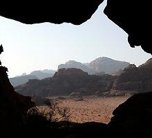 Wadi Rum by MichaelBr