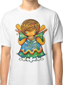 TShirt Watch Over Me Angel Classic T-Shirt