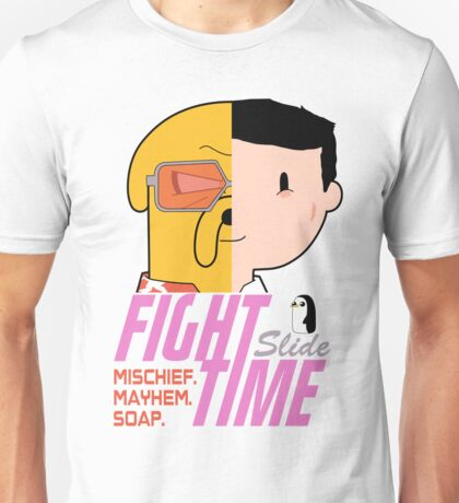 FIGHT TIME Unisex T-Shirt