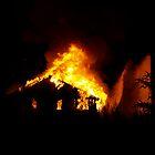 Arson  by Stuart  Milton
