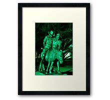 Carry Me Home Framed Print