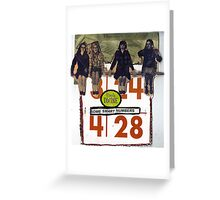 Some Smart Numbers! Greeting Card