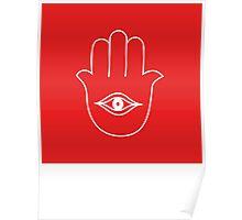 Hand of God   Lust Brick Poster