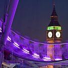 Big Ben London Eye (Alan Copson © 2008) by Alan Copson