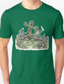 Han & Furball Unisex T-Shirt