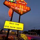 Route 66. Miami. Waylan's Ku Ku Burgers (Alan Copson © 2007) by Alan Copson