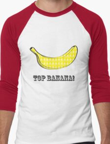 Top banana Men's Baseball ¾ T-Shirt