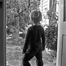 waiting for dad by geof