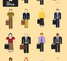 The Office TV Show Netflix by williamlye1996