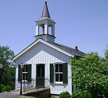 Country Chapel by DesignsByDeb