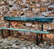 The old bench... by jean-louis bouzou