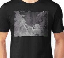 Something caught on camera Unisex T-Shirt