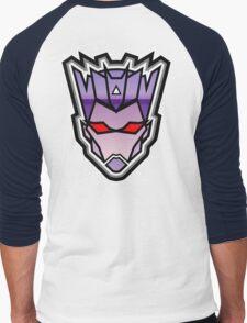 TFxGB - Evil Gozerian (Faction Head) Horizon Lines Men's Baseball ¾ T-Shirt