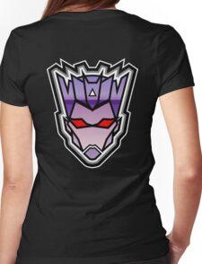 TFxGB - Evil Gozerian (Faction Head) Horizon Lines Womens Fitted T-Shirt