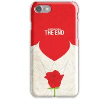 Supernatural 5x04 - The End iPhone Case/Skin