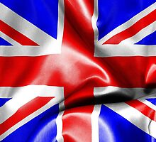 Great Britain Flag by MarkUK97