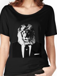 business lion Women's Relaxed Fit T-Shirt