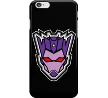TFxGB - Evil Gozerian (Faction Head) Flat Colors iPhone Case/Skin