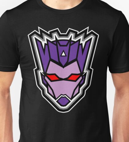 TFxGB - Evil Gozerian (Faction Head) Flat Colors Unisex T-Shirt