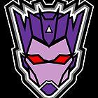 TFxGB - Evil Gozerian (Faction Head) Flat Colors by btnkdrms