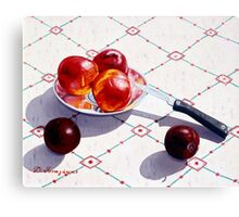 Nature food Canvas Print