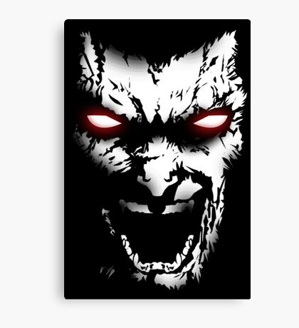 The Berserker Canvas Print