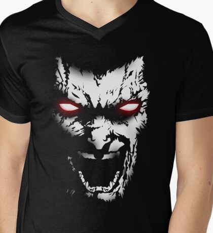 The Berserker Mens V-Neck T-Shirt