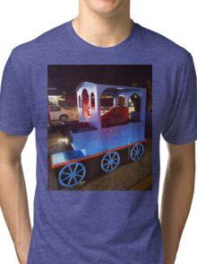 choo choo Tri-blend T-Shirt